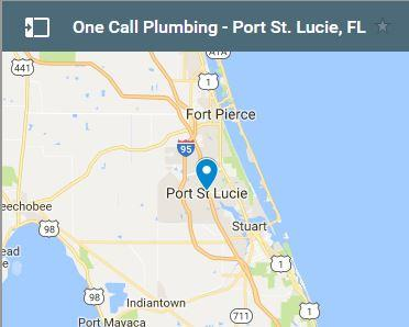 Map Of Port St Lucie Florida.Professional Plumbing Water Heater Service Port St Lucie Fl