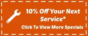 Plumbing Specials In South Florida